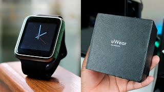 Smartwatch De Ulefone [Unboxing + Review]