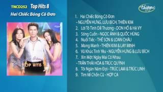 CD Top Hits 8 - Hai Chiếc Bóng Cô Đơn