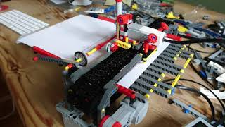 Lego Comics Robot V1