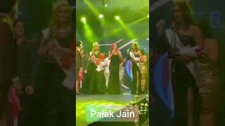 Star Miss Teen India 2021 I Winner I Palak Jain I @The Golden Notes