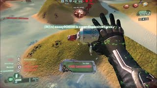 Tribes Ascend - Gameplay Highlights (July 2015 commentary)