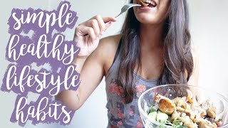 Healthy eating and lifestyle tips for beginners | fit introvert