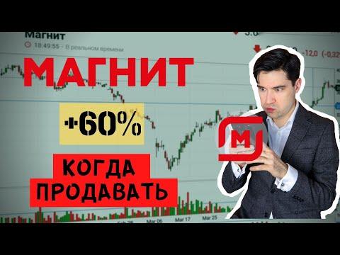 Акции МАГНИТ стоит ли покупать в 2020  Где продавать акции МАГНИТ