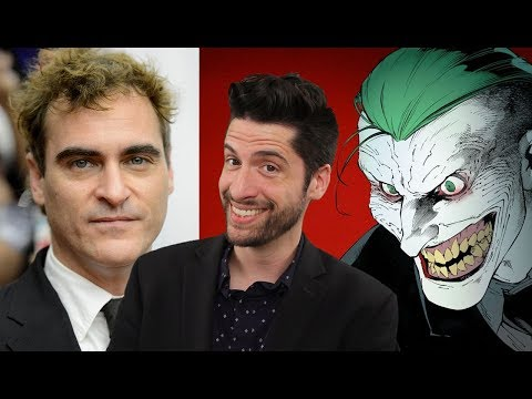 Joaquin Phoenix Is The Joker - My Thoughts
