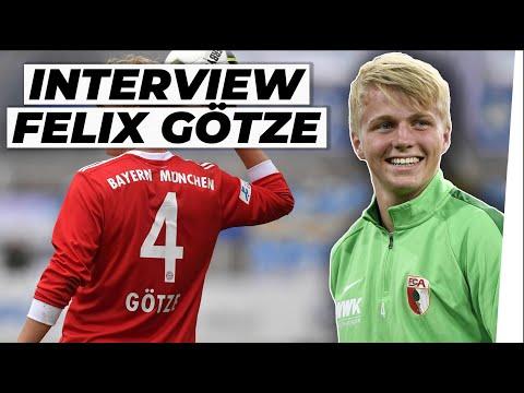 'Ich bin nicht nur Marios Bruder!'  Felix Götze Interview