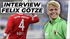 """""""Ich bin nicht nur Marios Bruder!""""  Felix Götze Interview"""