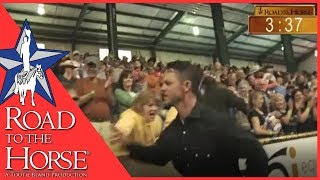 Road to the Horse 2011 - Chris Cox - Im just a Cowboy! YouTube Videos