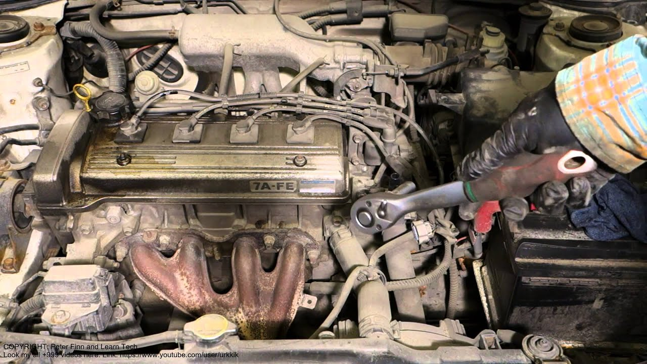 how to replace ignition coil for a 2004 hummer h2