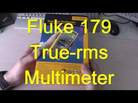 Multimeter review / buyers guide: Fluke 177 / 179 - Part 1 | FunnyDog TV