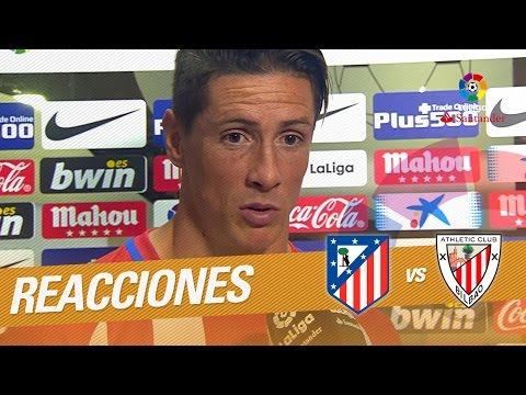 """Fernando Torres: """"Difícil expresar las sensaciones que he vivido hoy"""""""
