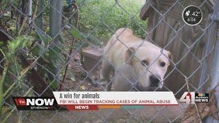 FBI now tracks animal cruelty cases in metro