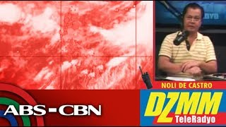 DZMM TeleRadyo: Inday lingers in Luzon, stirring more monsoon rains