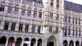JERSEY SHORE - GRAND PLATZ BRUSSELS