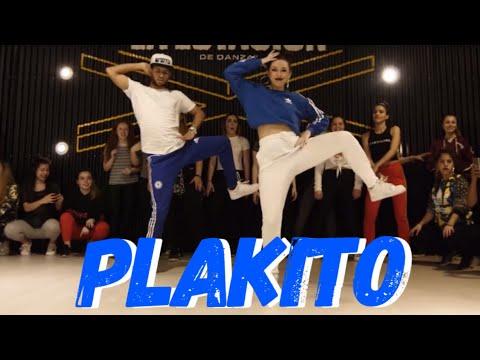 PLAKITO - Yandel   Choreography By Nicole Conte Ft Lucke Acosta