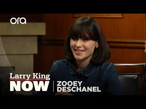 The 'New Girl' star Zooey Deschanel would trade places with