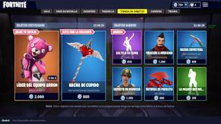Fortnite Shop ? The Valentine's Skins 05/16/18