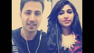 ladki badi anjani hai cover by Madan Sangroula And Tasu