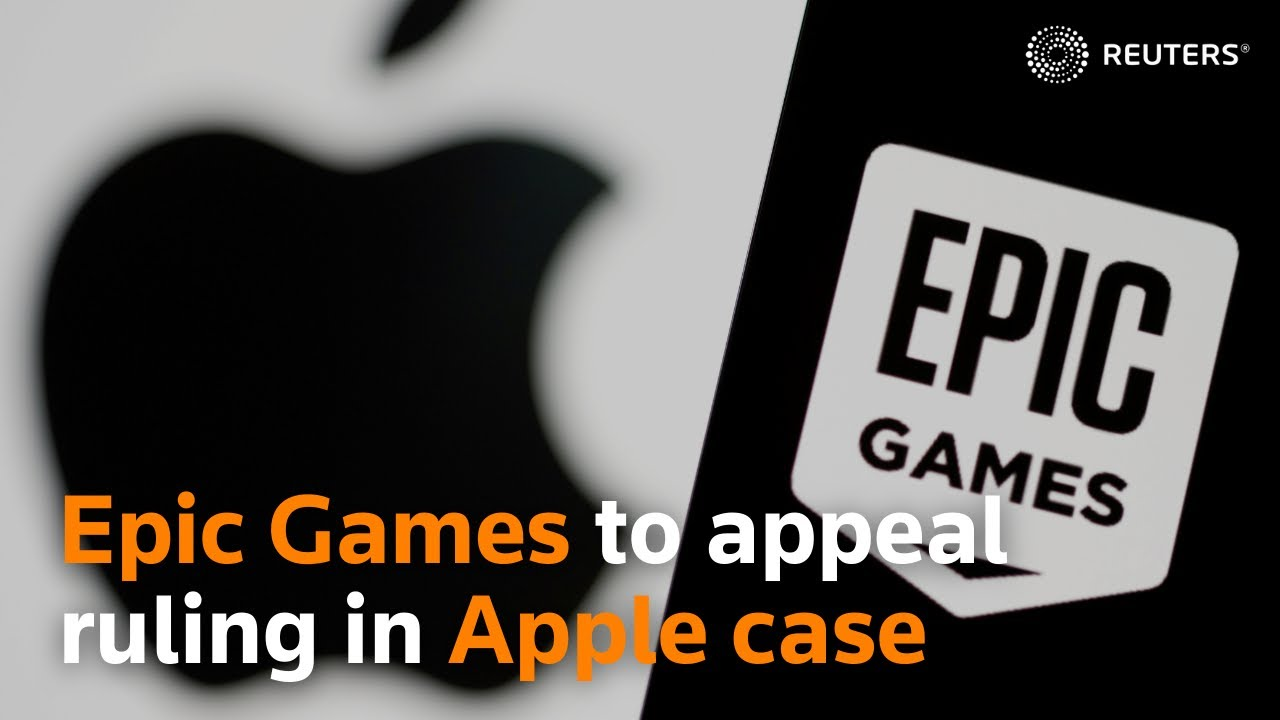 Apple hasn't decided whether to appeal the Epic v. Apple ruling