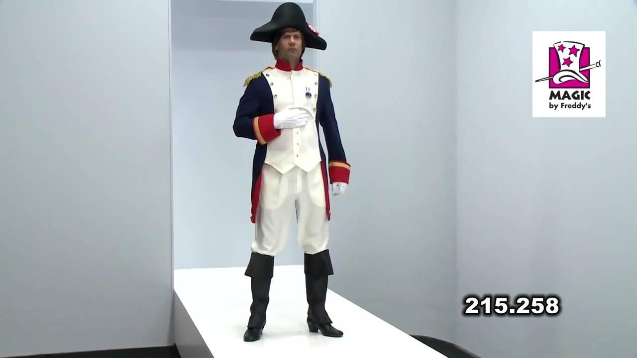 Veste napoleon pour homme