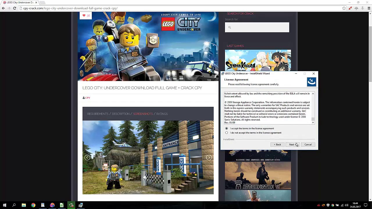 Download Lego City Undercover Full Version Pc Game And Crack Youtube