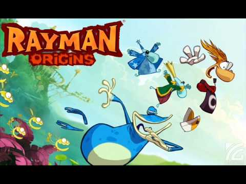 Rayman Origins Music: Jibberish Jungle ~ The Darktoon Chase