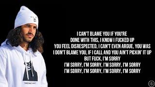 Russ - SORRY (Lyrics)