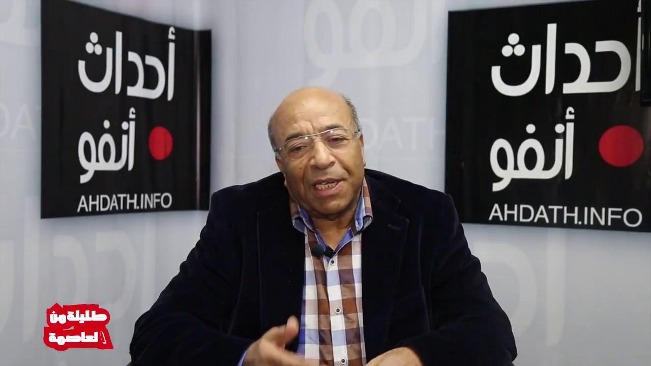 امحمد العزاوي الجحود هو تجاهل الفترة التي قضيتها مشرفا على الإعلام الرياضي بالإذاعة الوطنية Youtube