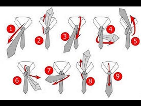 3 cách thắt cà vạt đẹp cực nhanh và đơn giản