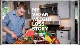 My Vegan Weight Loss Story