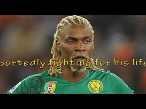Oh –No! Cameroon Football Legend Rigobert Song Suffers Cerebral Stroke