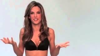 Alessandra Ambrosio - Victoria Secret - Loves Her Body
