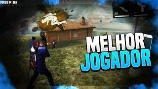 O MELHOR JOGADOR DO FREE FIRE NO CELULAR  - FREE FIRE