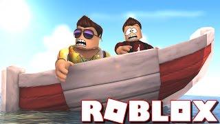 Surviving the Titanic in Roblox!