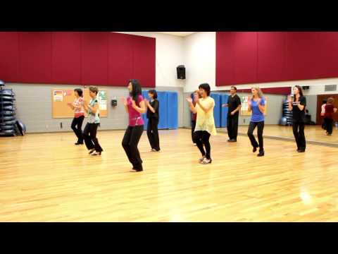 CT Shuffle - Line Dance (Dance & Teach in English & 中文)