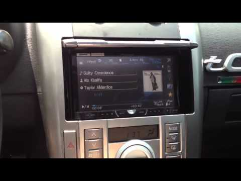2006 Scion Tc With Pioneer Avh P4400bh Double Din Radio
