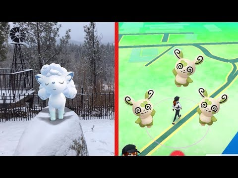 NEW POKEMON GO AR FEATURE COMING SOON! POSSIBLE SHINY SPINDA RELEASE?! thumbnail