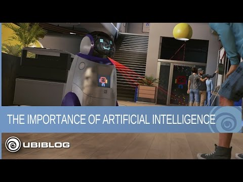 How AI Tells Stories and Brings Ubisoft's Worlds to Life