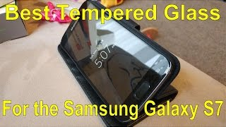 Best Tempered Glass for the Samsung Galaxy S7?