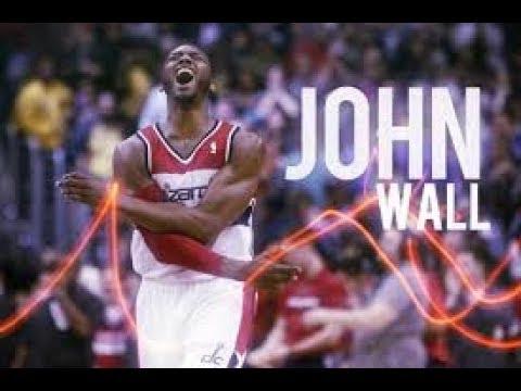 """John Wall Mix - """"Wanted"""" (2018)"""