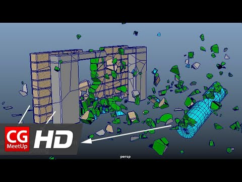 "CGI VFX: ""Pulldownit 4 for Maya Released"" by Thinkinetic"