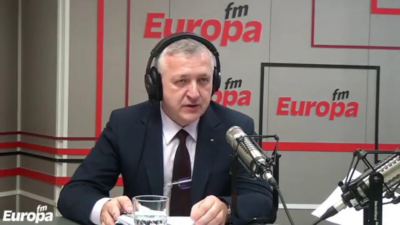 Gelu Diaconu la Interviurile Europa FM - YouTube