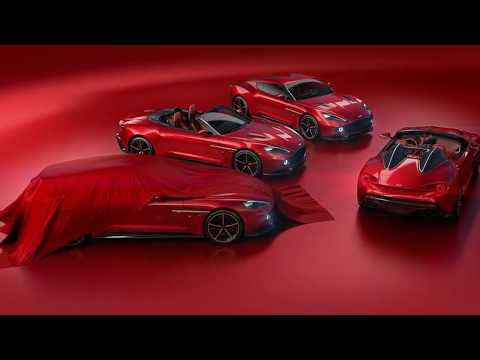 New Cars in February 2018 : Aston Martin Vanquish Zagato Speedster review Review Interior & Exterior