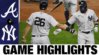 DJ LeMahieu goes 4-for-5 in win vs. Braves | Braves-Yankees Game Highlights 8/12/20