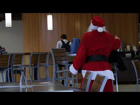 Santa Giveth, Santa Taketh Away - LU Christmas Coffeehouse 2017