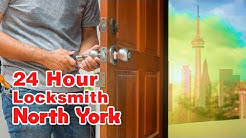 Best 24 hour Emergency House Car Auto Locksmith North York Ontario