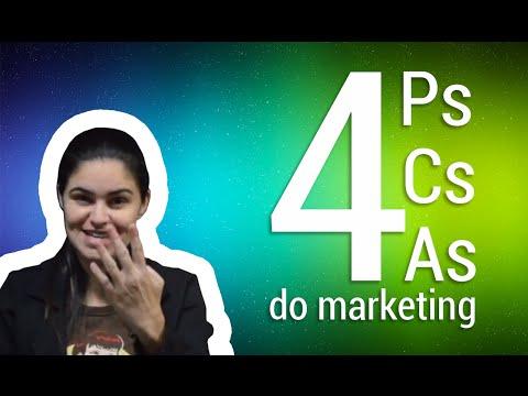4Ps, 4Cs e 4As do marketing