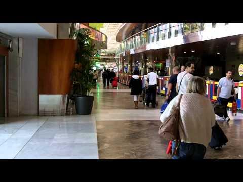 Tenerife South Reina Sofia Airport - TFS - Groundside