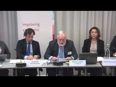 "Bruegel event ""How will the Paris agreement impact EU climate and energy policies?"""