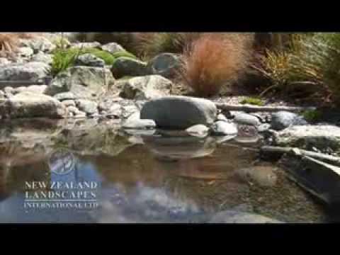 Peter fry landscapes landscape design garden design for Landscaping rocks auckland