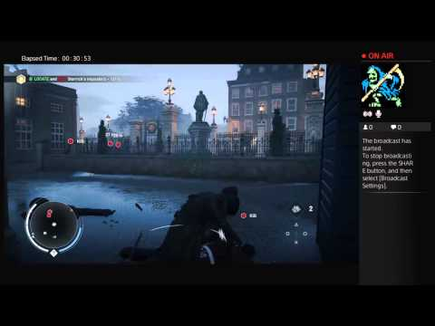 Assassins creed syndicate This game (Real Finale)